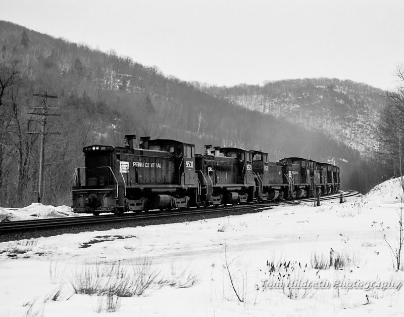 Tom Hildreth S Conrail Photo Gallery Vol V
