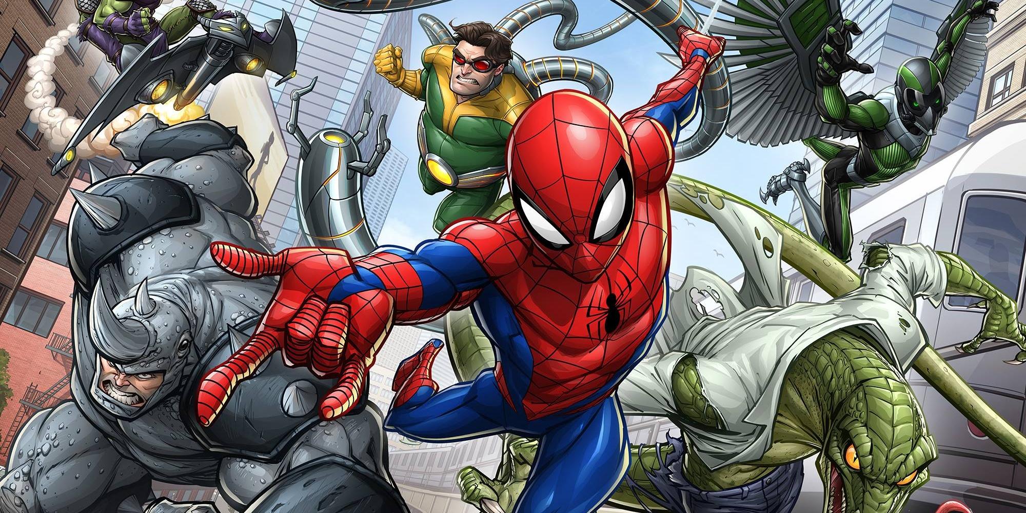 Good Wallpaper Marvel Variant - marvel-spider-man-animated-art  Best Photo Reference_225398.jpg